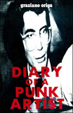 Graziano Origa book 'Diary of a punk artist' - Click to enlarge
